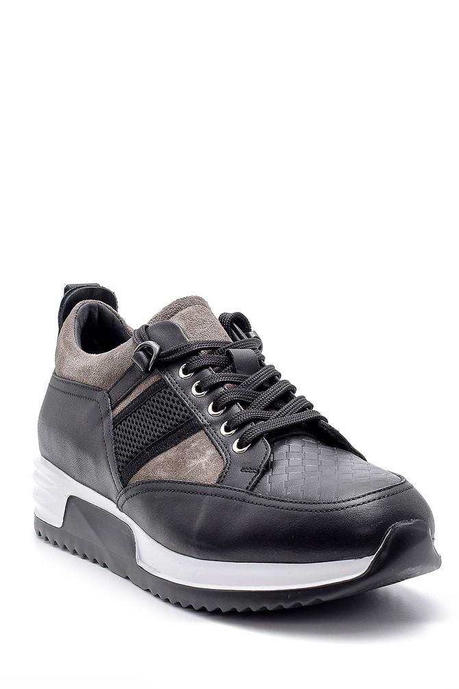 5638143672 Erkek Deri Sneaker