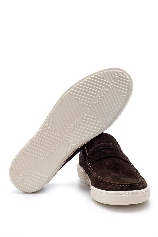 5638155145 Erkek Süet Deri Casual Loafer