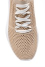 5638142118 Kadın Bağcıklı Çorap Sneaker