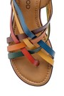 5638161526 Kadın Deri Sandalet