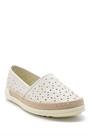 5638121470 Kadın Hasır Detaylı Ayakkabı