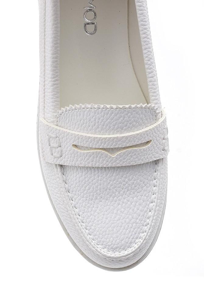 5638170613 Kadın Kalın Tabanlı Ayakkabı