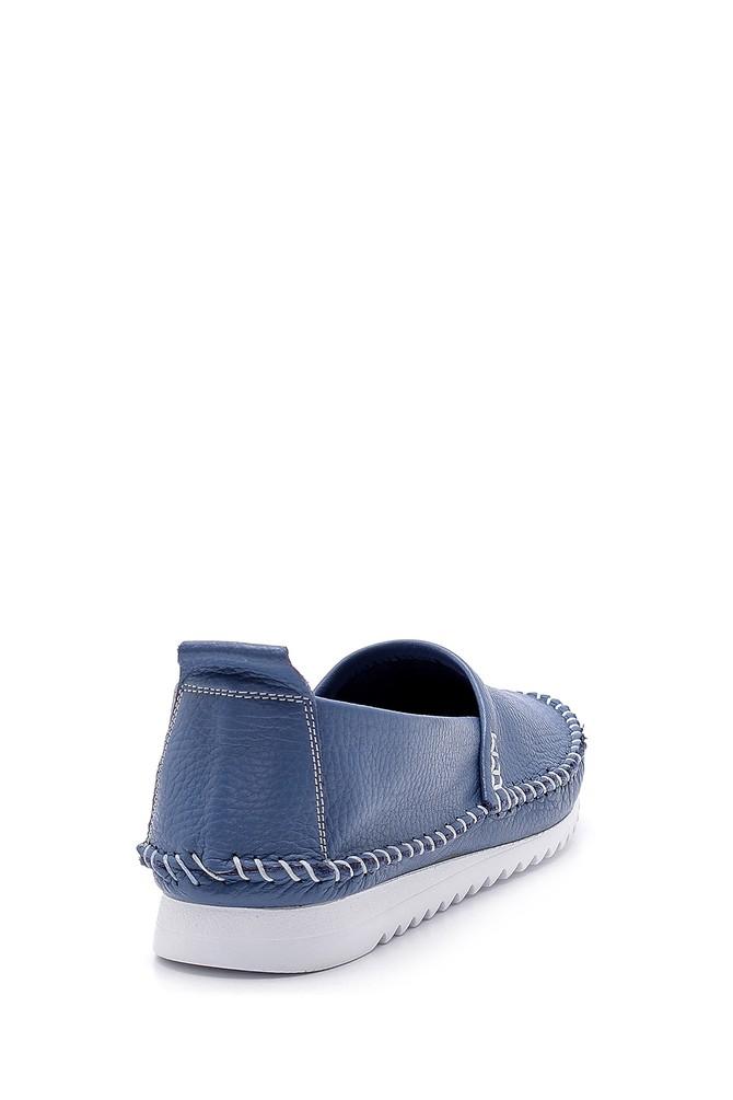 5638189423 Kadın Deri Ayakkabı