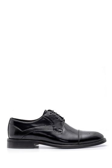 Siyah Erkek Deri Klasik Ayakkabı 5638149767