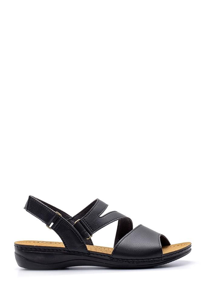 Siyah Kadın Sandalet 5638159966