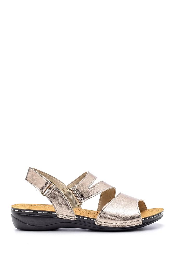 Sarı Kadın Sandalet 5638159978