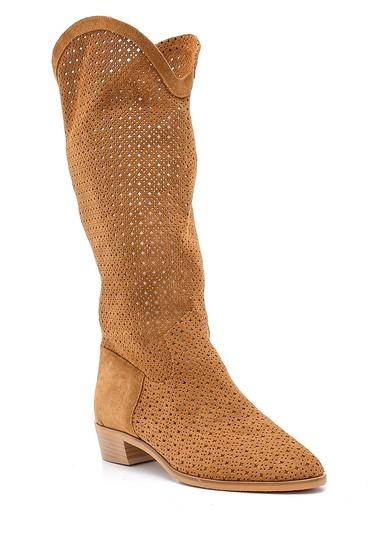 Kahverengi Kadın Çizme 5638175345