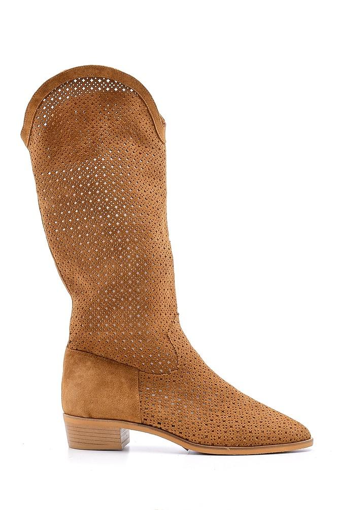 Kahverengi Kadın Çizme 5638175349