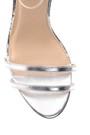 5638136222 Kadın Şeffaf Topuklu Sandalet