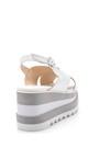 5638136302 Kadın Dolgu Topuk Sandalet