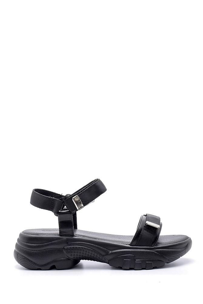 Siyah Kadın Sandalet 5638135665