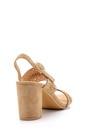 5638138229 Kadın Süet Topuklu Sandalet