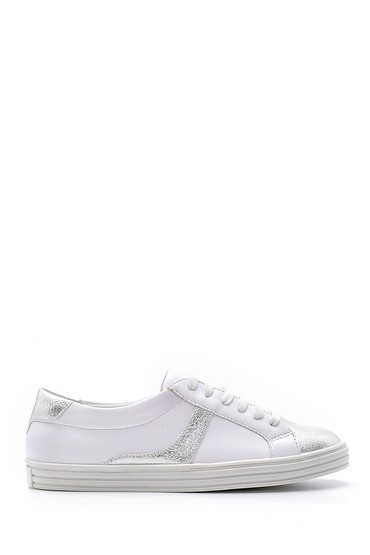 Gümüş Kadın Sneaker 5638121570