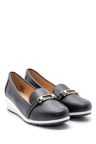 Siyah Kadın Ayakkabı 5638121688