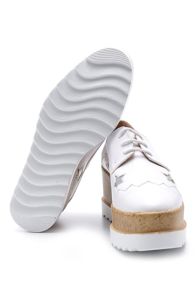 5638123357 Kadın Yüksek Tabanlı Ayakkabı
