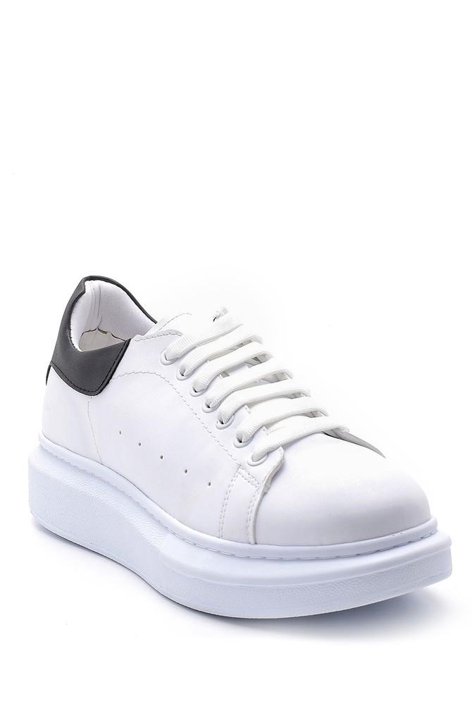 5638178627 Erkek Deri Sneaker