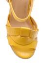 5638137593 Kadın Dolgu Topuklu Sandalet