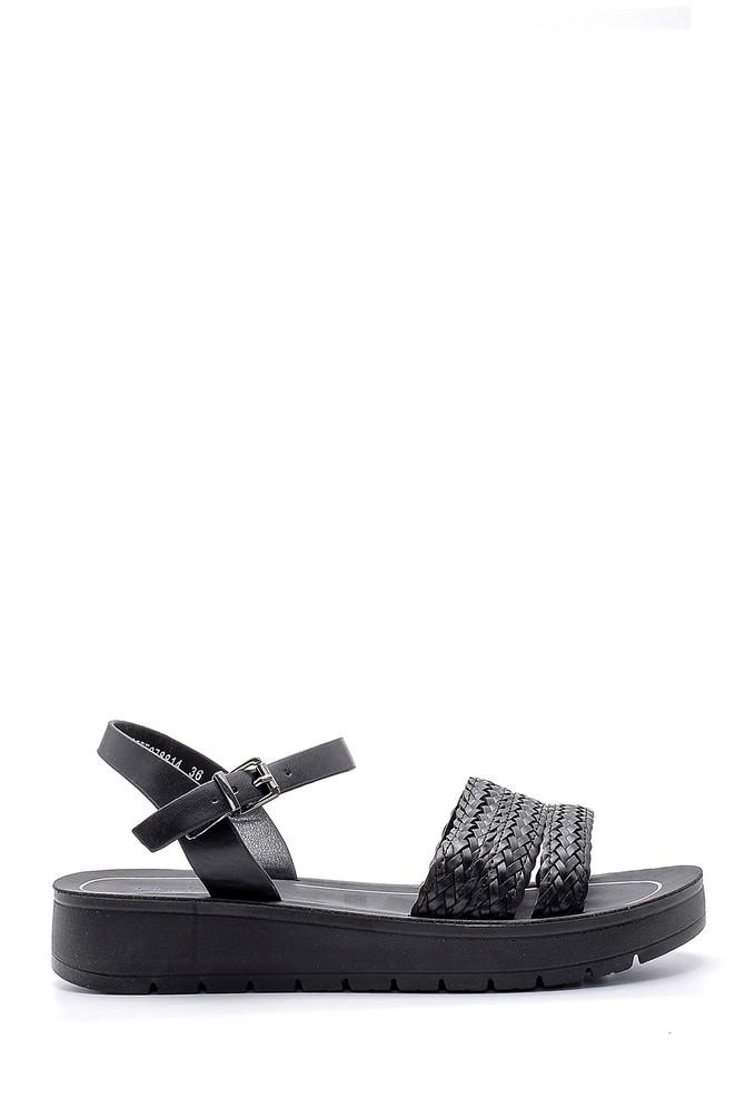 Siyah Kadın Sandalet 5638187933