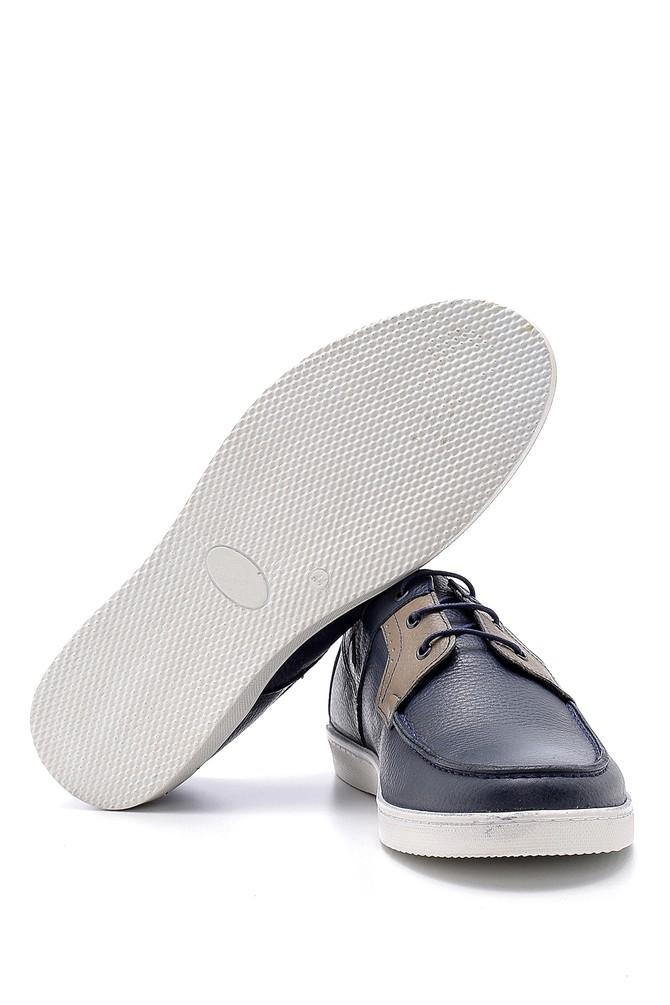5638134629 Erkek Deri Casual Ayakkabı