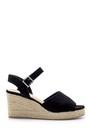 5638136027 Kadın Dolgu Topuklu Sandalet