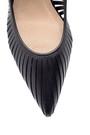 5638136043 Kadın Topuk Detaylı Ayakkabı