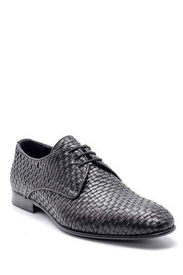 Siyah Erkek Deri Klasik Ayakkabı 5638162771