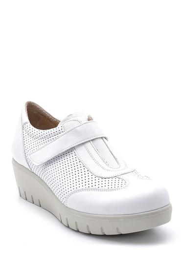 Beyaz Kadın Ayakkabı 5638151969
