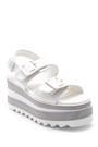 5638136365 Kadın Dolgu Topuk Sandalet
