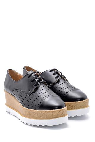 Kadın Yüksek Tabanlı Ayakkabı