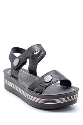 Kadın Kalın Tabanlı Sandalet