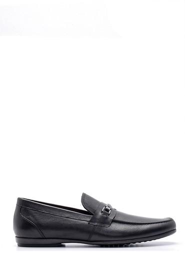 Siyah Erkek Deri Klasik Loafer 5638148922