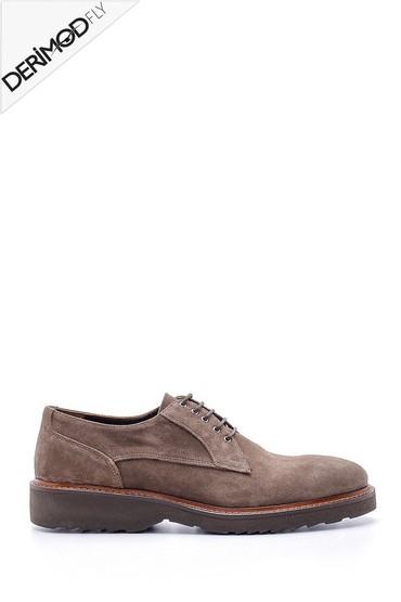 Vizon Erkek Süet Deri Ayakkabı 5638163160