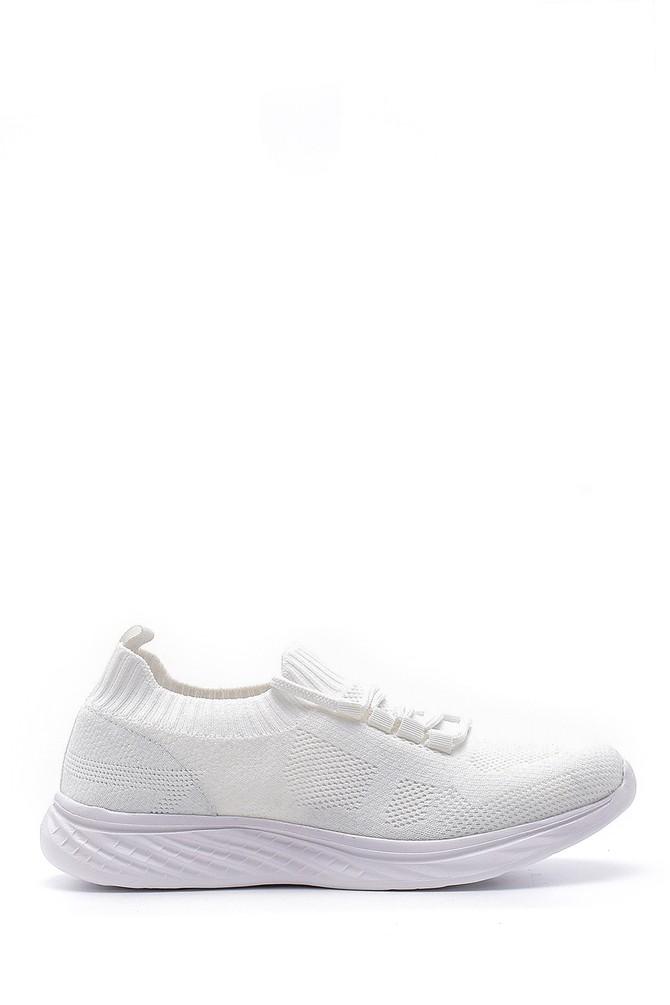 Beyaz Kadın Çorap Sneaker 5638160431