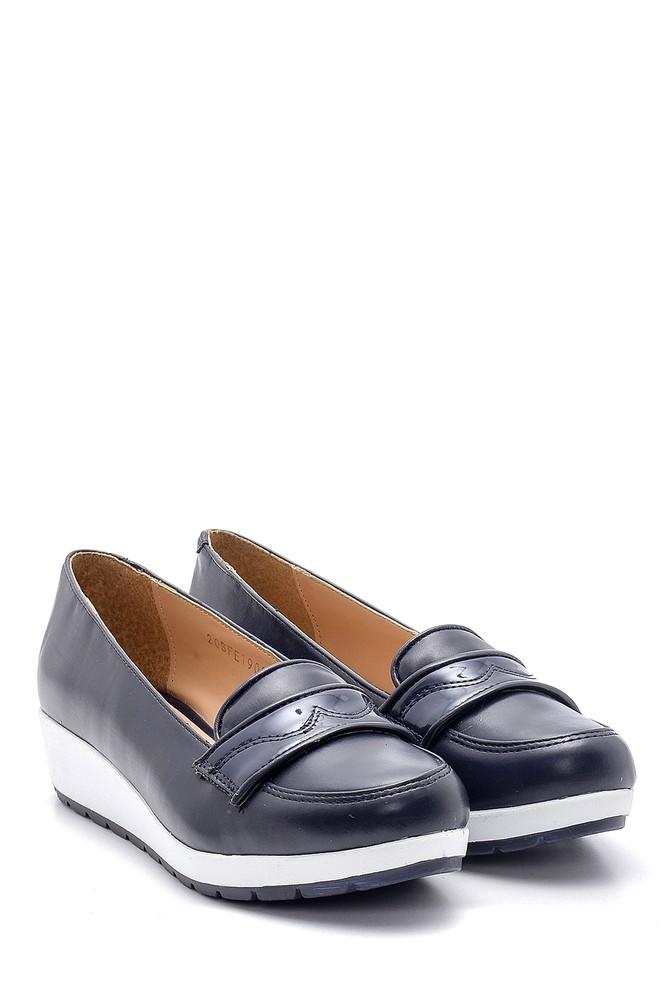 5638121428 Kadın Yüksek Tabanlı Ayakkabı