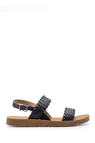 Siyah Kadın Sandalet 5638192223