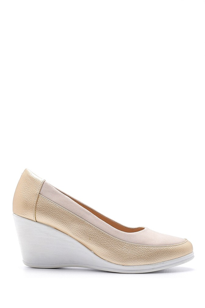 Bej Kadın Ayakkabı 5638121751