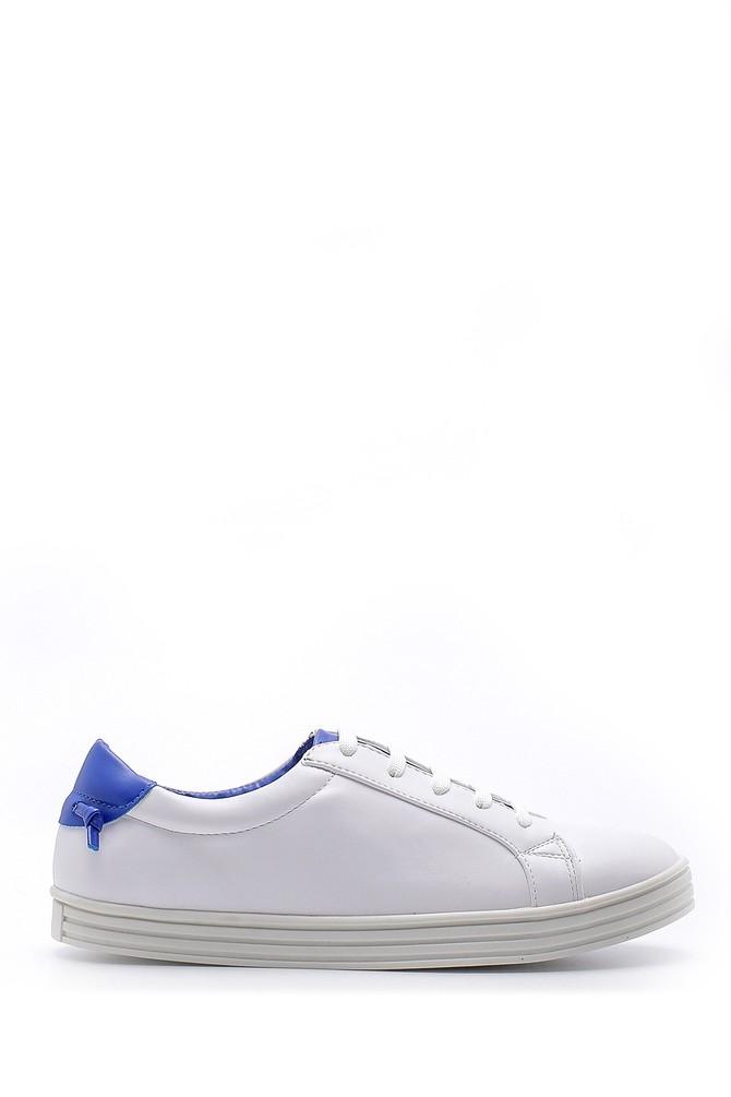 Beyaz Kadın Sneaker 5638121633