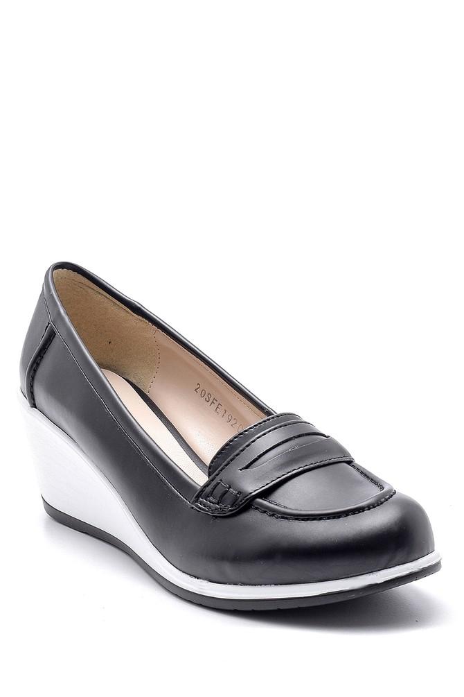 5638121659 Kadın Dolgu Topuklu Ayakkabı