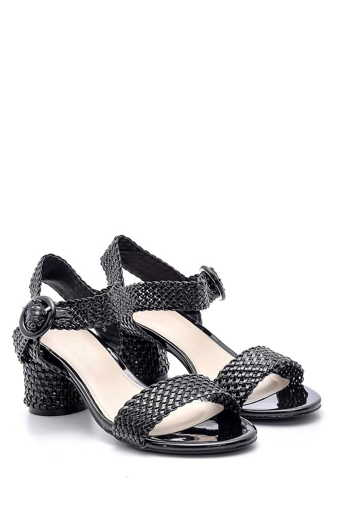 5638128923 Kadın Topuklu Sandalet