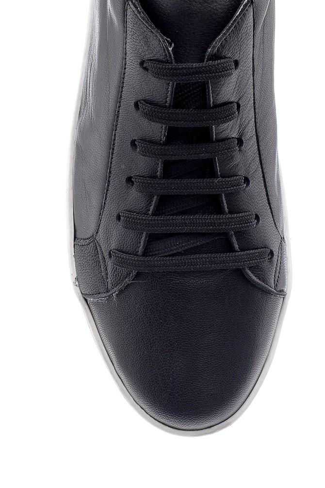 5638159213 Erkek Deri Sneaker