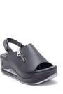 5638160367 Kadın Yüksek Tabanlı Sandalet