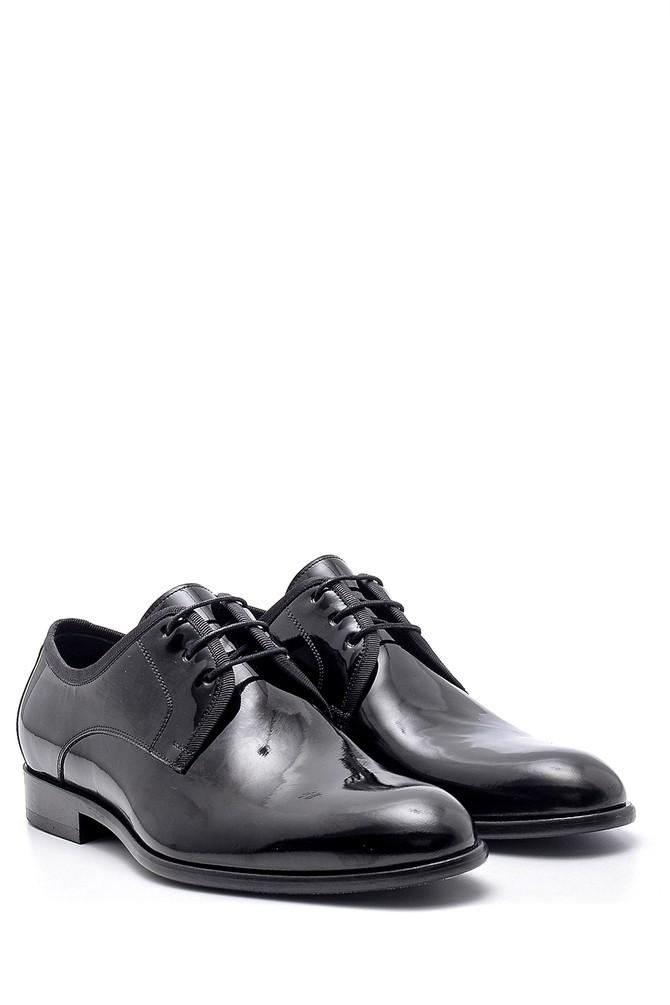 5638176219 Erkek Rugan Klasik Ayakkabı