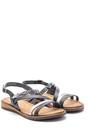 5638176380 Kadın Deri Sandalet