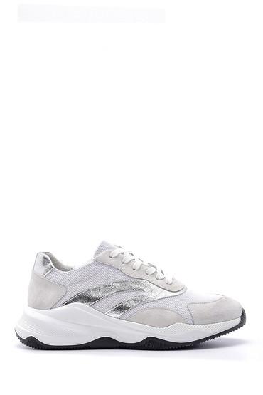 Beyaz Kadın Sneaker 5638187884