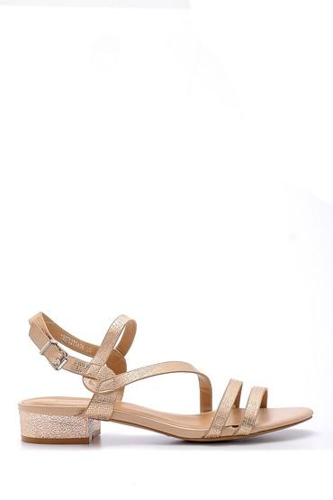 Pembe Kadın Sandalet 5638192213