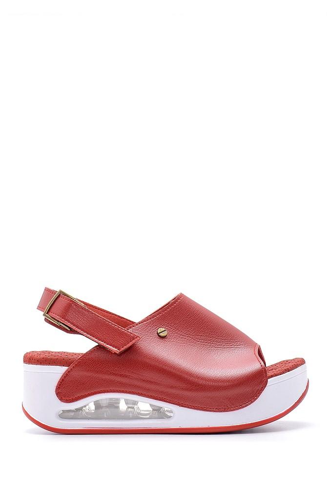 Kırmızı Kadın Sandalet 5638192250