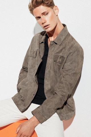 Modric Erkek Deri Ceket