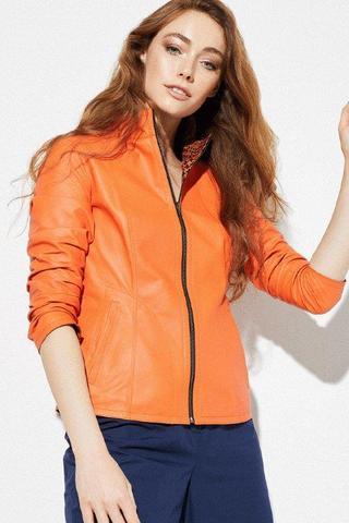 Mia Kadın Deri Ceket