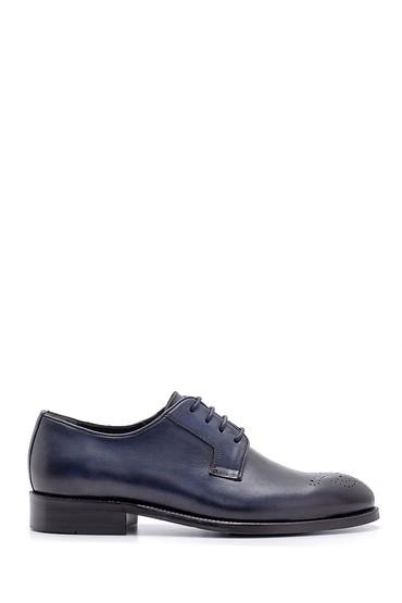 Lacivert Erkek Deri Klasik Ayakkabı 5638155619