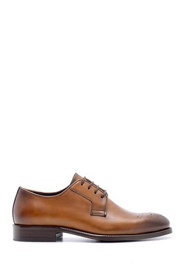 Kahverengi Erkek Deri Klasik Ayakkabı 5638155621